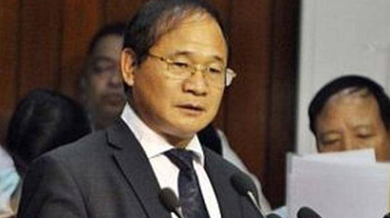Former Arunachal Pradesh Chief Minister Nabam Tuki (Photo: PTI)