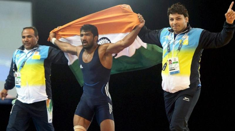 Indian wrestler Yogeshwar Dutt. (Photo: PTI)