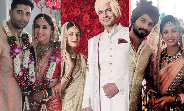 Celebrities who tied the knot in low-key weddings