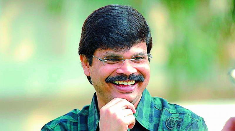 Director Boyapati Srinivas