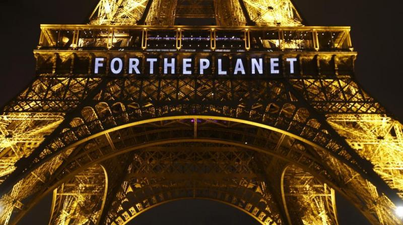 Under the Paris Agreement, almost 200 states have set their own national targets for emissions, with five-yearly national reviews and promises to set ever tougher goals. (Photo: AP)
