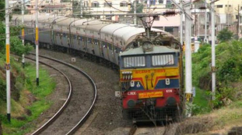 After eight long years, Southern Railway commissioned train services from Podanur (Coimbatore) to Pollachi on July 15.