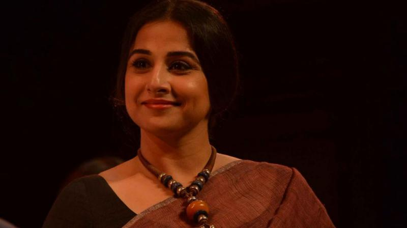 Actress Vidya Balan attended a Youth For Unity event in Mumbai, where she encouraged girls to be independent and command respect in society. Photo: Viral Bhayani