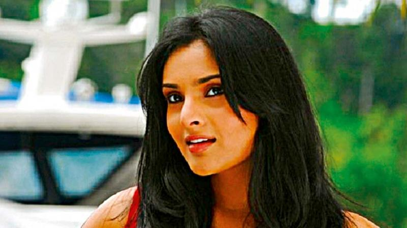 Film actress turned politician, Ramya