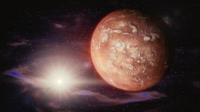 To discover the possibilities for past or present life on Mars, NASA's Mars Exploration Program is currently following an exploration strategy known as