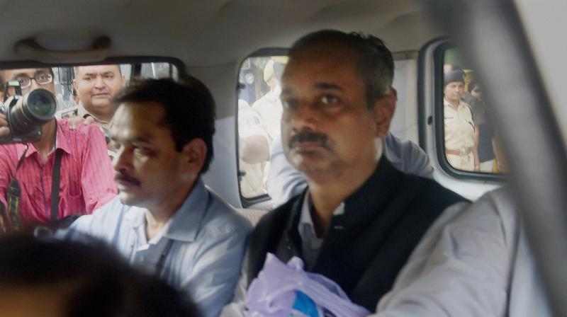 Arvind Kejriwal's Principal Secretary Rajendra Kumar.  (Photo: PTI)