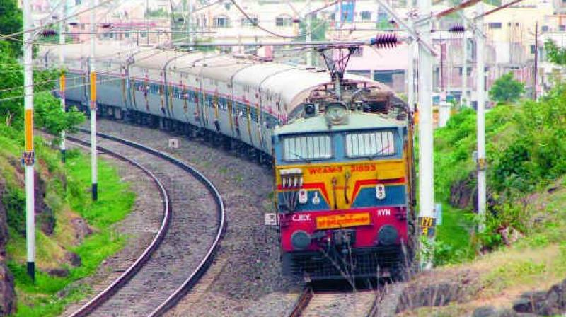 This was monitored by the zonal railway headquarters as well as the Railway Board.