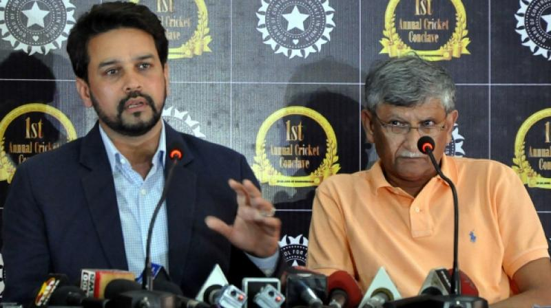 BCCI is under pressure to implement Lodha Committee reforms as per Supreme Court directives. (Photo: AFP)