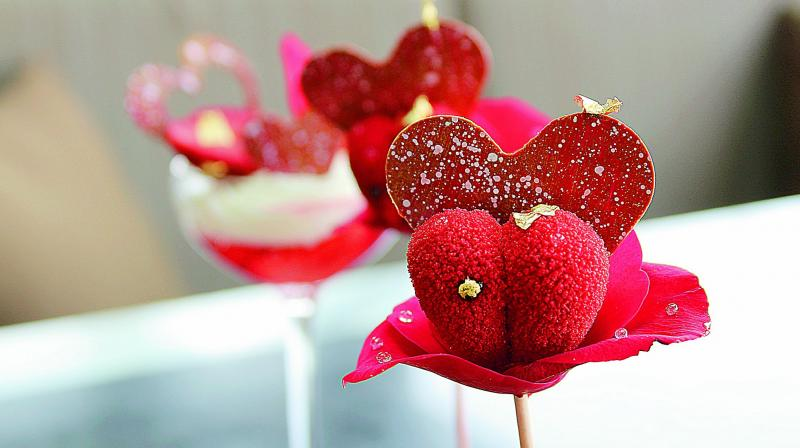 valentine's day special: sweet love, Ideas
