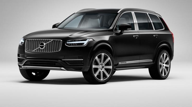 Volvo to supply 24000 self-driving XC90s to Uber