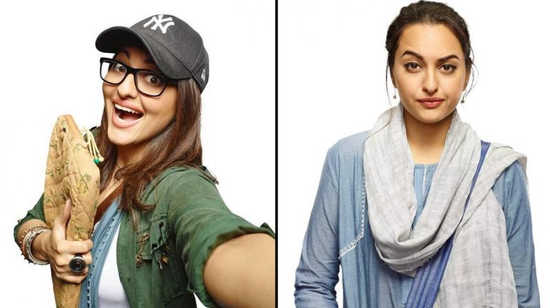 Sonakshi portrays Mumbai based Journalist in Noor