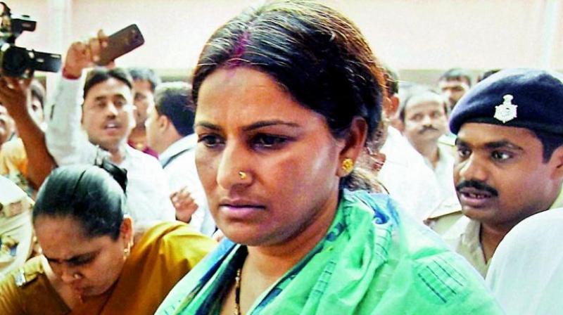 JD(U) MLC Manorama Devi. (Photo: PTI)