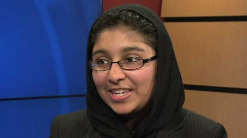 Raheela Ahmed, received 9,624 votes as against incumbent Jeana Jacob (6,004 votes) in the Board of Education District 5 primary elections held on Tuesday. (Photo: youtube))