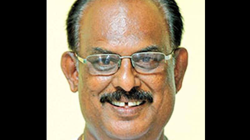 N. Vijayan Pillai