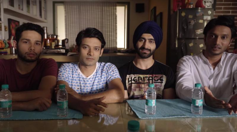 Life Sahi Hai's first episode 'The Maid' has been directed by The Lazy 3.