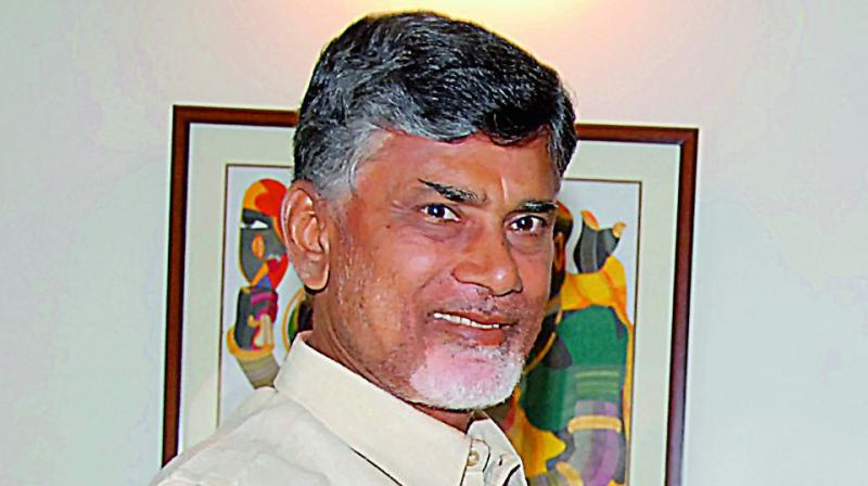 AP Chief Minister, N. Chandrababu Naidu