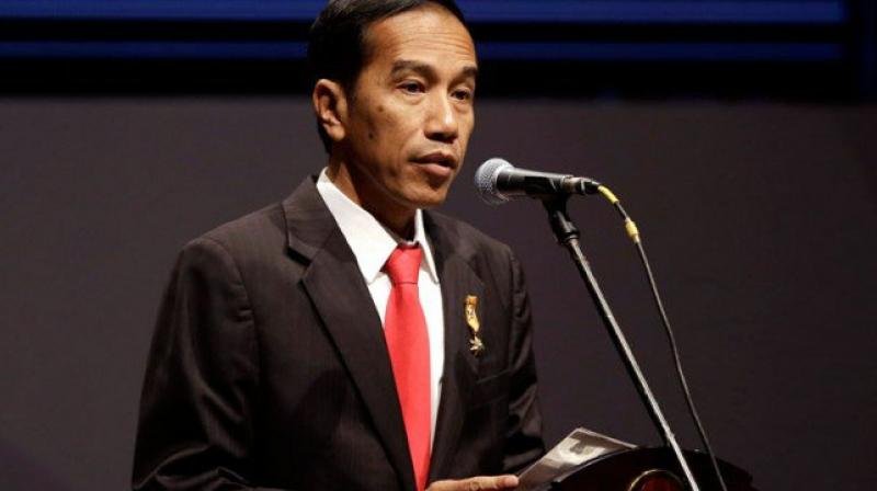 Foreign heads of state, lawmakers and political rivals looked on as Widodo, 58, and Vice President Ma'ruf Amin, 76, read an oath to start a five-year tenure leading the world's biggest Muslim-majority nation. (Photo: File)