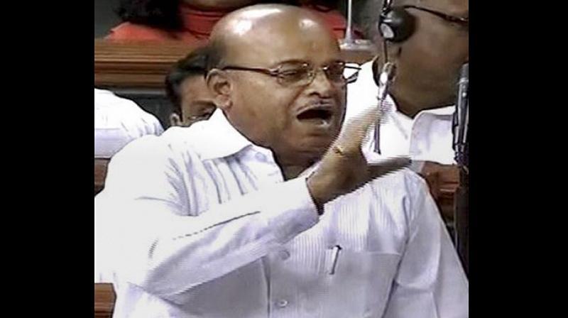 Gehlot represents Shajapur reserved Lok Sabha constituency in Madhya Pradesh. (Photo: PTI)