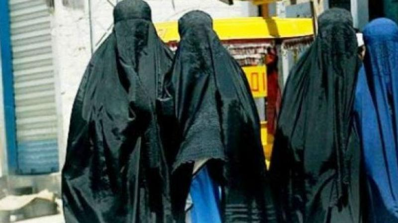 The editorial has referred to France, Australia and England claiming that burqa was banned by them in the aftermath of attacks. (Photo: File)