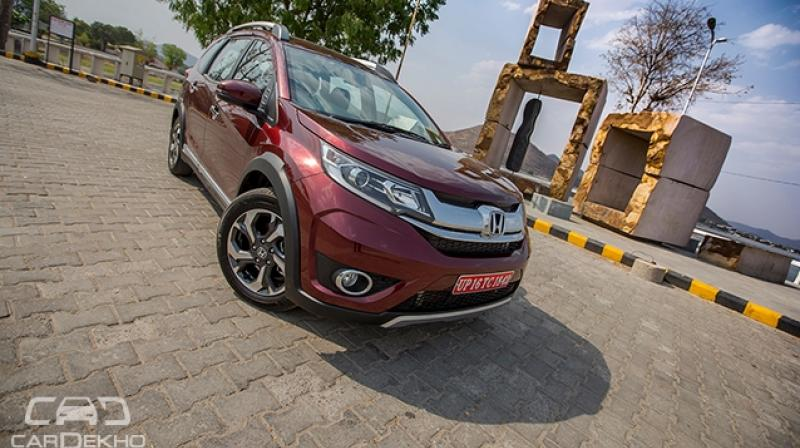Honda Br V Vs Mobilio What S Different