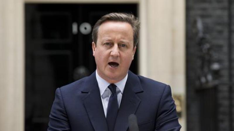 British Prime Minister David Cameron (Photo: AP)