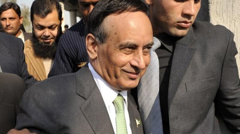 Pakistan's former ambassador to United States Husain Haqqani (Photo: AFP)