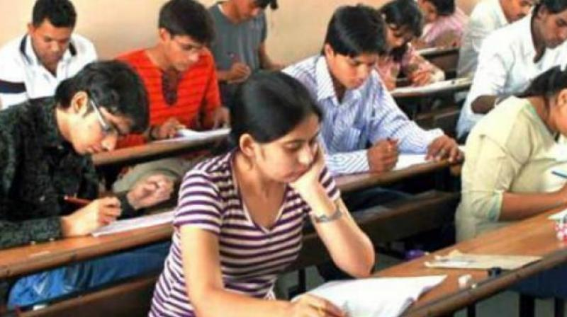 Eamcet officials had said that they would not issue hall tickets to students if the CID initiated action against them. (Representational image)
