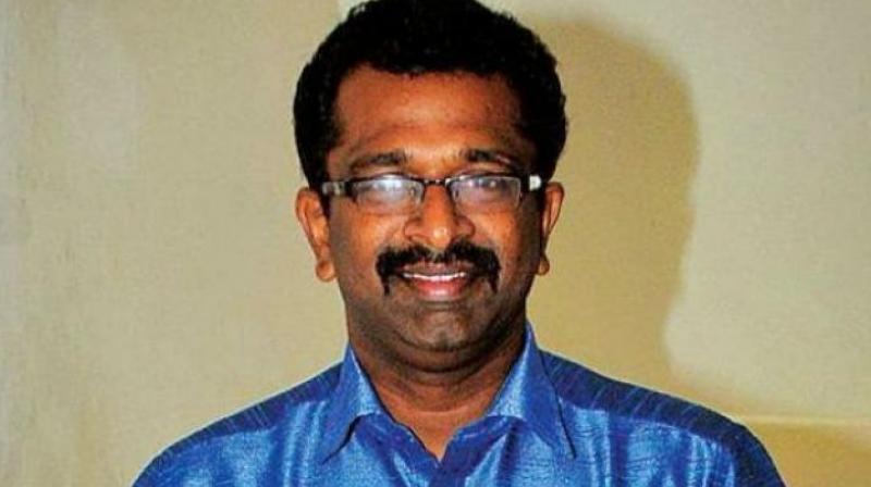 Malayalam actor Sreejith Ravi