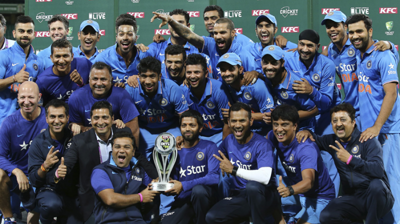 Indian Cricket Team: Records Tumble As India Clean Sweep T20 Series Down Under
