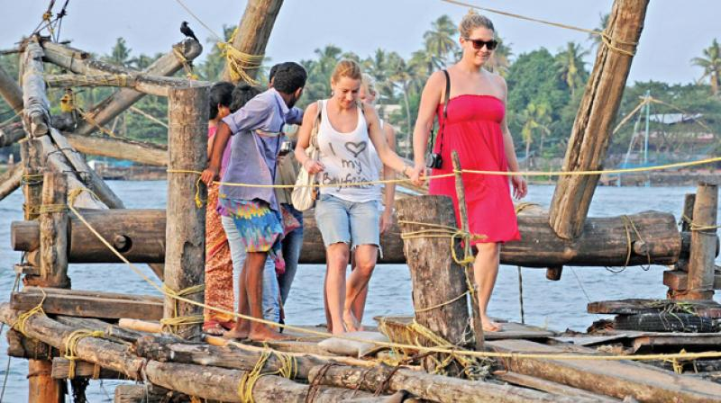 Image result for foreigners beach in pondicherry