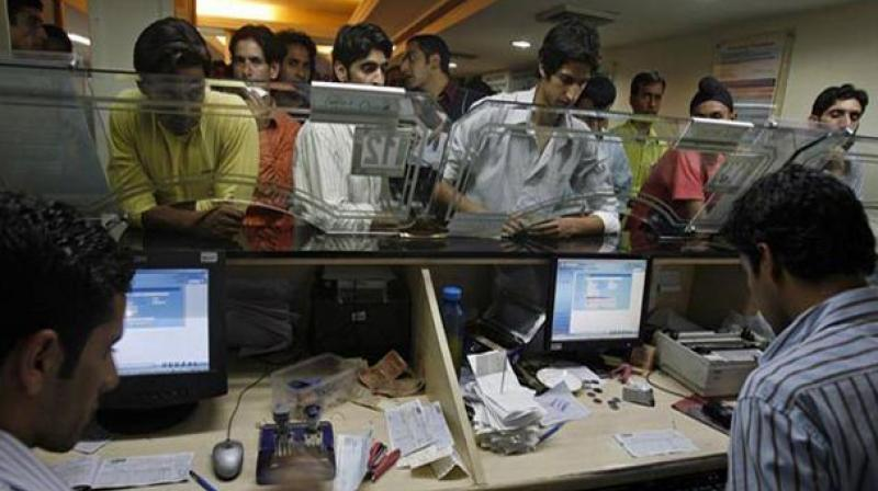 The finance ministry is expected to initiate the process of consolidation of public sector banks once the first quarter results of the current fiscal have been announced.