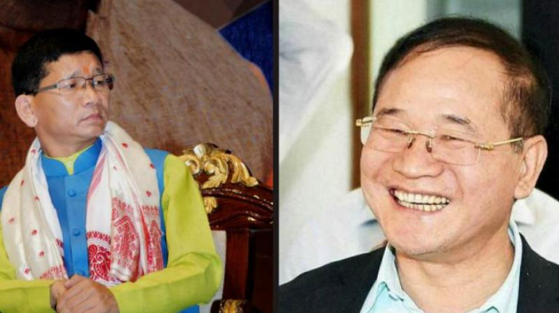 Kalikho Pul lost the Arunachal Pradesh chief ministership following the Supreme Court judgment. (Photo: PTI)