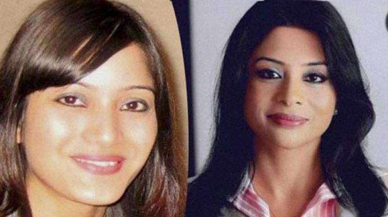 A file photo of Indrani Mukerjea and her daughter Sheena Bora (Left) (Photo: PTI)