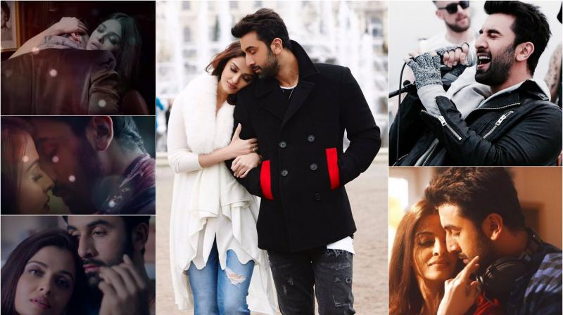 'Bulleya' is the second song from 'Ae Dil Hai Mushkil'.