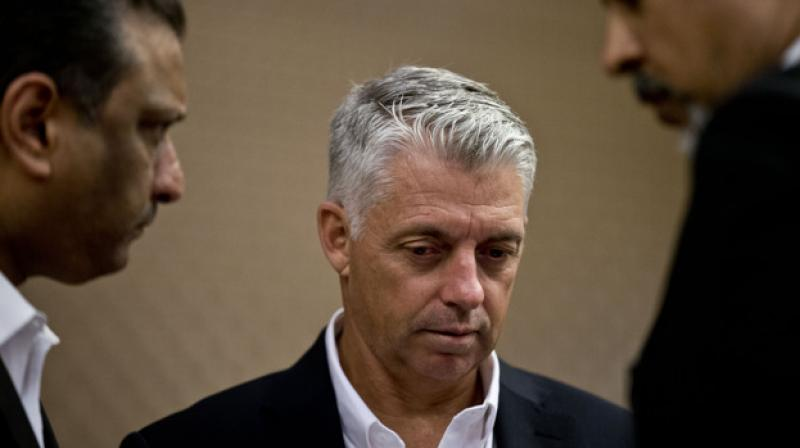 ICC chief executive David Richardson said that cricket's governing body is finding ways where teams play less but meaningful cricket. (Photo: AP)