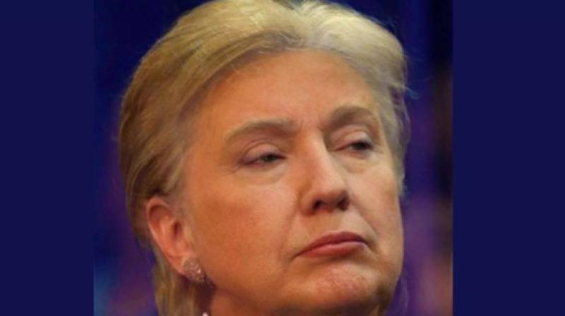 Hillary Clinton And Donald Trump S Perfect Facemash Wins
