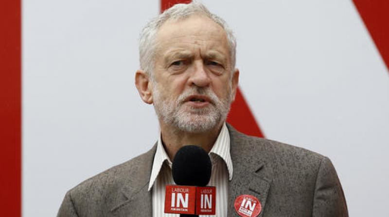 Further down the same section, the Labour Party goes on to elaborate its plans to prioritise conflict prevention and build peace and makes a specific reference to the Kashmir conflict in the sub-continent. (Photo: File)