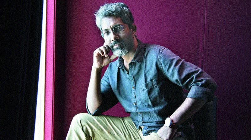 Sairat director, Nagraj Manjule