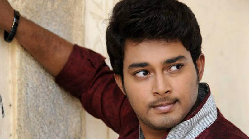 Tollywood actor Tanish