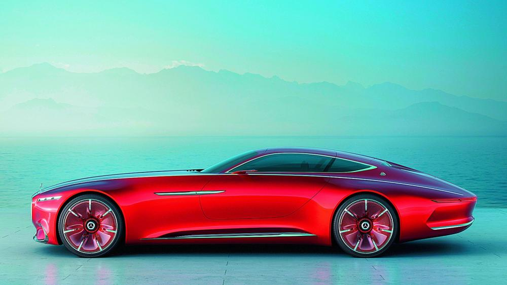 2017 Year-ender: Futuristic electric concept cars announced in 2017