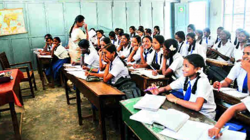Schools are denying us permission to work during school hours as the third term started only on Jan. 21 and we have to finish the syllabus. (Representational image)