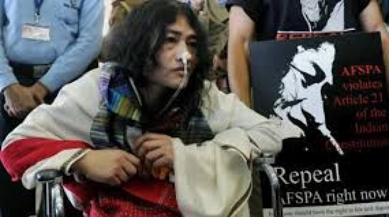 Irom Sharmila to break fast, has Manipur polls and marriage