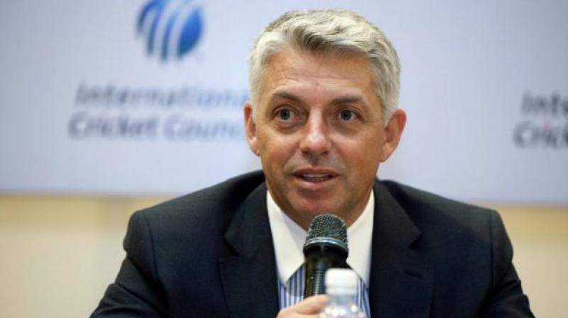 """Former South Africa wicketkeeper and ICC chief executive David Richardson said, """"No doubt we (ICC) want to try and pit India versus Pakistan in our event."""" (Photo: AP)"""