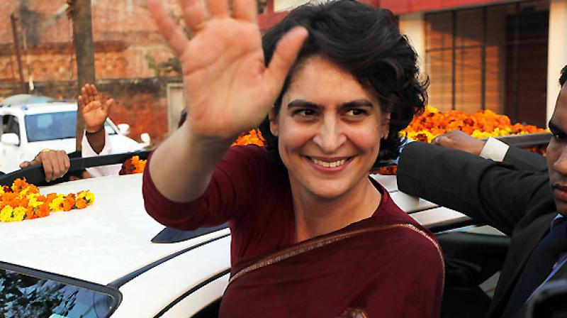 Priyanka Gandhi may campaign for the Congress. (Photo: AP)