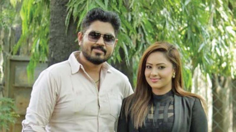 Shakthi and Nikesha