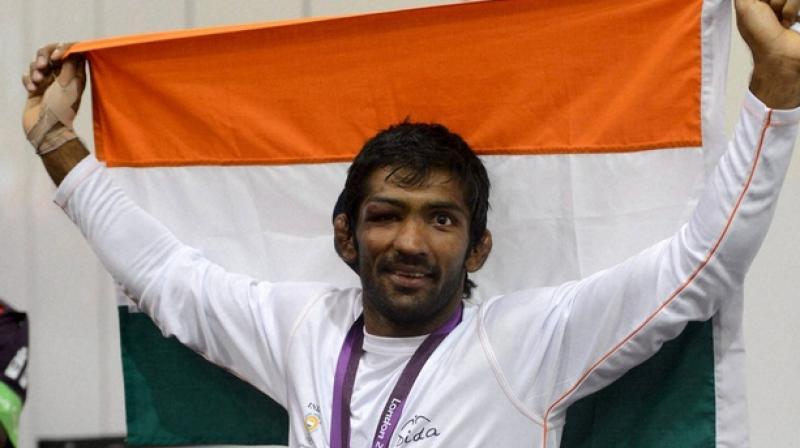 Indian wrestler Yogeshwar Dutt (Photo: PTI/File)