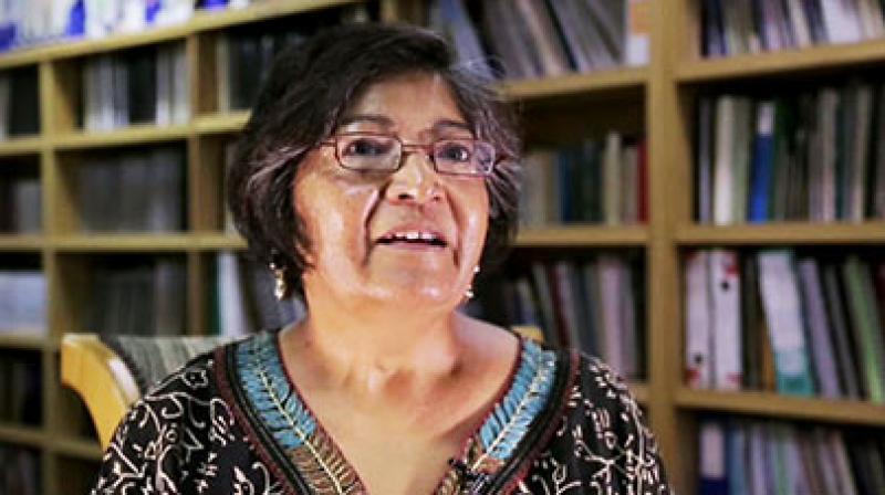 Human rights activist Yasmin Sooka. (Photo: AP)
