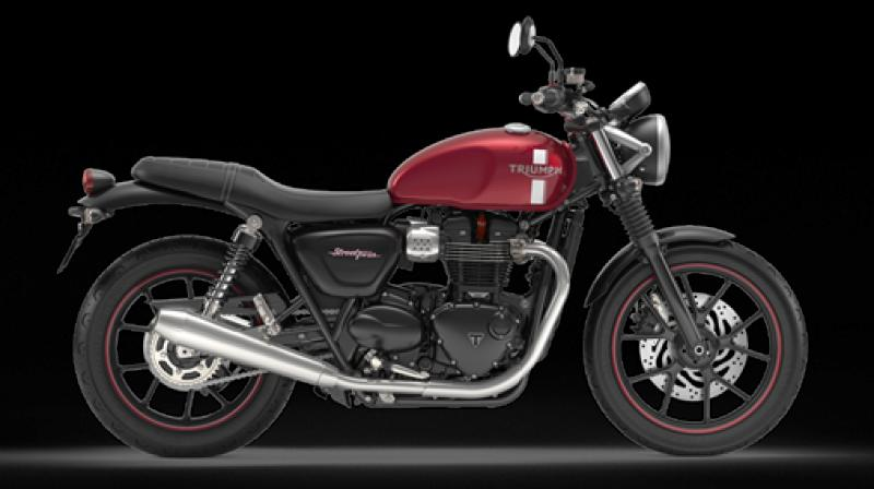 triumph india introduces inspiration kit for street twin