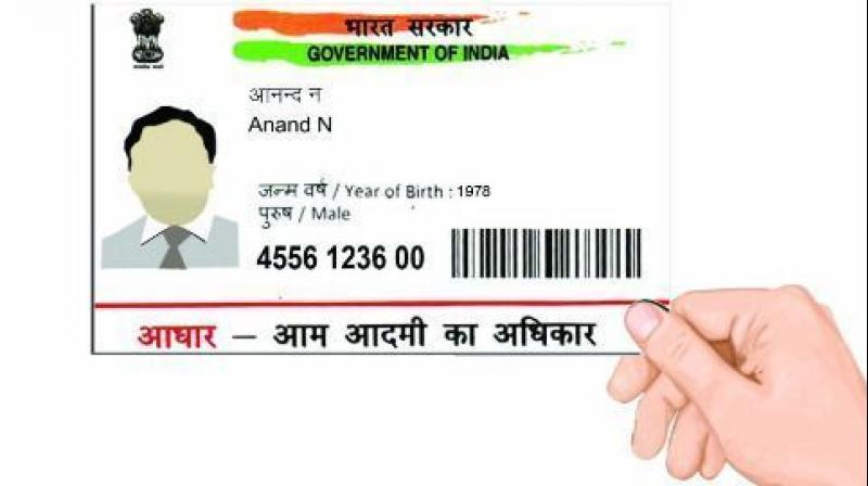 Aadhaar is a unique identity.