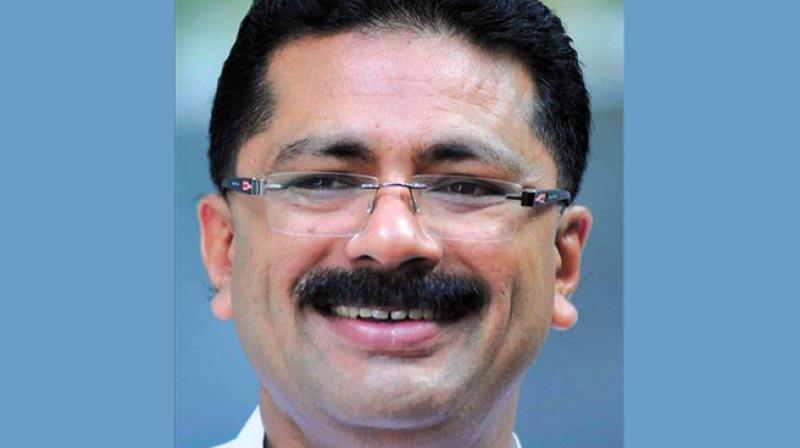 Minister K.T. Jaleel